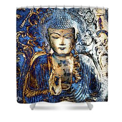 Inner Guidance Shower Curtain