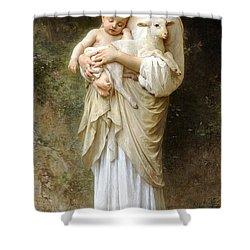 Innocence Shower Curtain