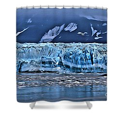 Inside Passage Shower Curtain