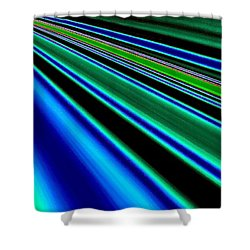 Inspiration 2 Shower Curtain by Will Borden