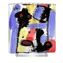 Intense And Purpose 2 Shower Curtain