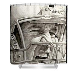 Intensity Peyton Manning Shower Curtain