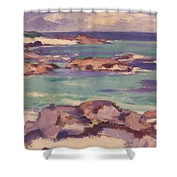 Iona Shower Curtain by Samuel Peploe