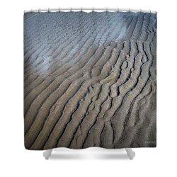 Ireland Beach Shower Curtain by Tara Potts
