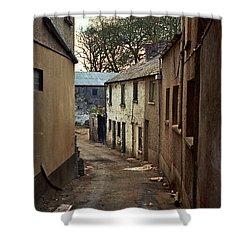 Irish Alley 1975 Shower Curtain