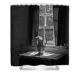 Shower Curtain featuring the photograph Irish Cottage #4 by PJ Boylan