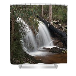 Ironstone Gully Falls 2 Shower Curtain