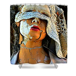 Irreversible - Limited Edition Shower Curtain