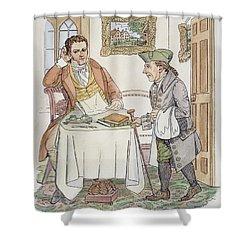 Irving & Knickerbocker Shower Curtain by Granger