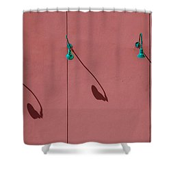 I's About Time Shower Curtain