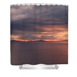 Shower Curtain featuring the photograph Isle Of Skye by Mariusz Czajkowski