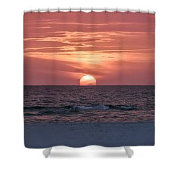 It Doesn't Get Any Better Than This Shower Curtain by Bill Cannon