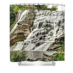 Ithaca Falls Shower Curtain