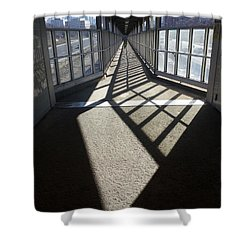 It's A Long Way To The Top Shower Curtain