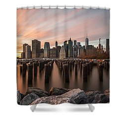 Shower Curtain featuring the photograph Its A New Year  by Anthony Fields