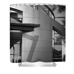 Tarrant County College, Downtown Campus, Ft. Worth, Texas Shower Curtain
