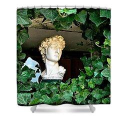 Ivy David Shower Curtain