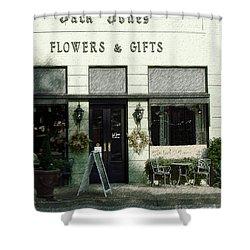 Jack Jones Shower Curtain