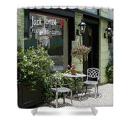 Jack's Java Shower Curtain