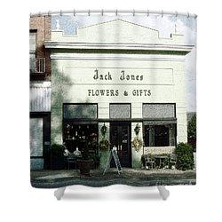 Jack's Place Shower Curtain