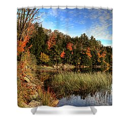 Jamies Pond 2 Shower Curtain