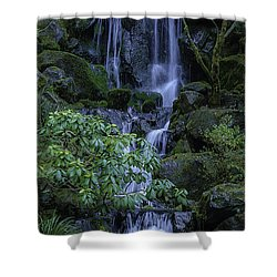 Japanese Garden Serenity 2 Shower Curtain