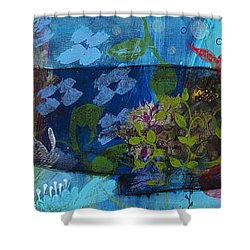 Jardine Cat Shower Curtain