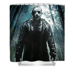 Jason Shower Curtain