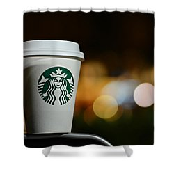Java Shower Curtain