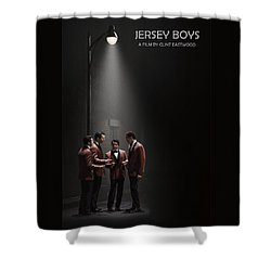Jersey Boys By Clint Eastwood Shower Curtain