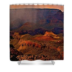 Jewel Of The Grand Canyon Shower Curtain