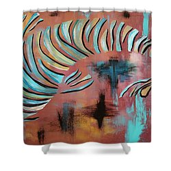 Jewel Of The Orient Shower Curtain