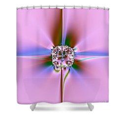 Jewel Shower Curtain
