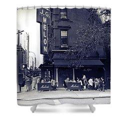 J.g. Melon - Manhattan  Shower Curtain