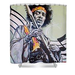 Jimi Shower Curtain