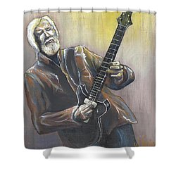 'jimmy Herring' Shower Curtain