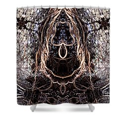 Shower Curtain featuring the photograph Jingle Bells by Hanza Turgul