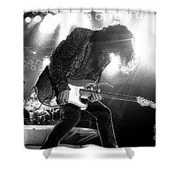 Joeperry-gp03 Shower Curtain by Timothy Bischoff