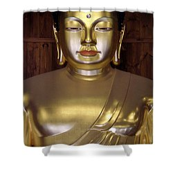 Jogyesa Buddha Shower Curtain