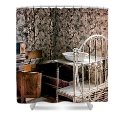 Johl House Shower Curtain by Cat Connor