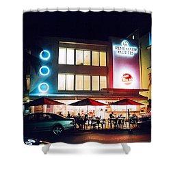Johnny Rockets Polaroid Shower Curtain
