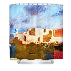 Jordan 02 Shower Curtain by Catf