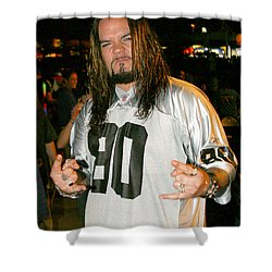 Josey Scott Shower Curtain