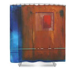 Journey No. 2 Shower Curtain