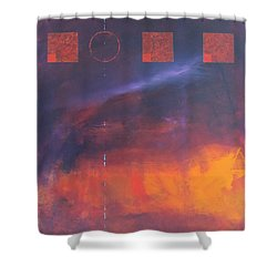Journey No. 4 Shower Curtain