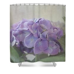 Joy Is.... Shower Curtain by Kim Hojnacki