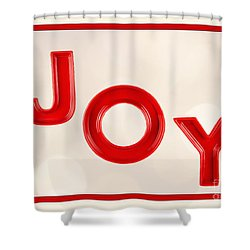 Shower Curtain featuring the photograph Joy To The World by Vizual Studio