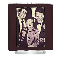 Judy Garland And Friends Shower Curtain by Jay Milo