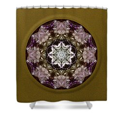 Jungle Eyes Shower Curtain