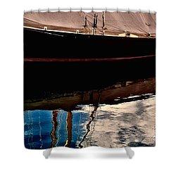 Junket Shower Curtain by Lauren Leigh Hunter Fine Art Photography
